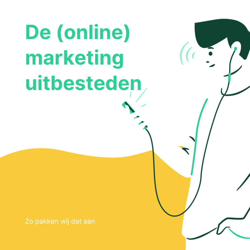 online marketing uitbesteden gouden ananas
